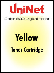 iColor 900 Digital Press Yellow toner cartridge