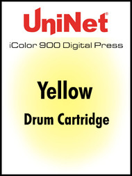 iColor 900 Digital Press Yellow drum cartridge