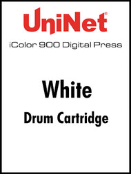 iColor 900 Digital Press White drum cartridge