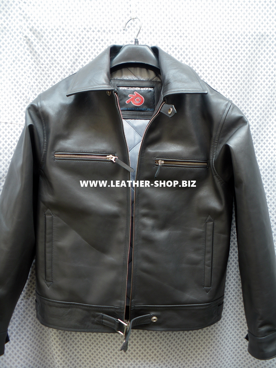 Wwii leather jacket