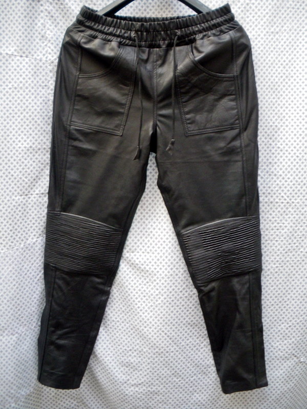 mens-lambskin-leather-sweat-pants-style-lsp040-justin-bieber-replica-custom-made-www.leather-shop.biz-front-pic.jpg