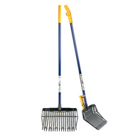 Combo, Motorized Shake'n Rake and Manual Shake'n Rake