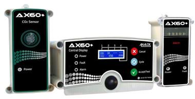 AX60+AP2 Gas Monitor Point