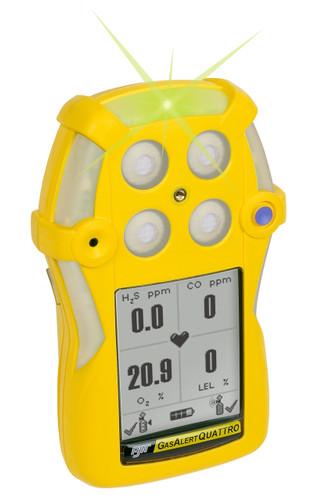 BW Gas Alert Quattro | Gas Monitor Point