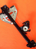 Left (Driver) Rear Cadillac CTS window regulator. 2003-2007
