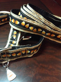 designer dog collar and leash