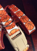 basketball dog collar and leash