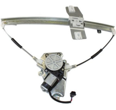 Left (Driver) Front Motor/Regulator assembly 2002-mid 2006 Jeep Liberty