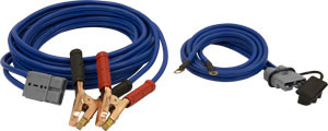 5601025 --- BUYERS Booster Cable with Plug-In Connector