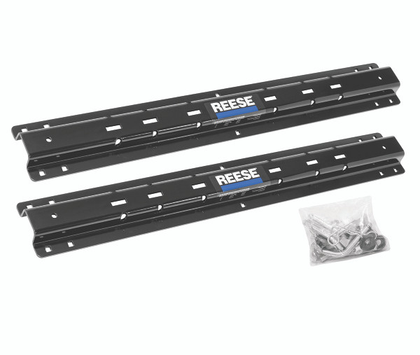 30153 --- Outboard Mounting Fifth Wheel Rails and Installation Kit - 10 Bolt Design