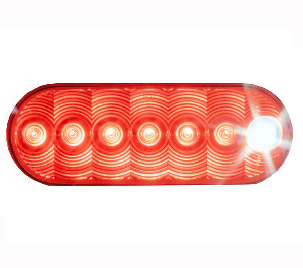 LED880KR7 --- Oval Sealed LED Tail Light Kit with Back-Up