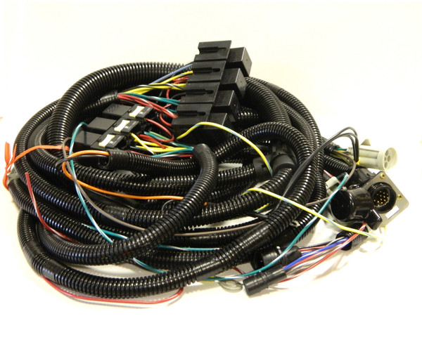 4l60e Transmission Wiring Harness On Trailer Plug Wiring Diagram For
