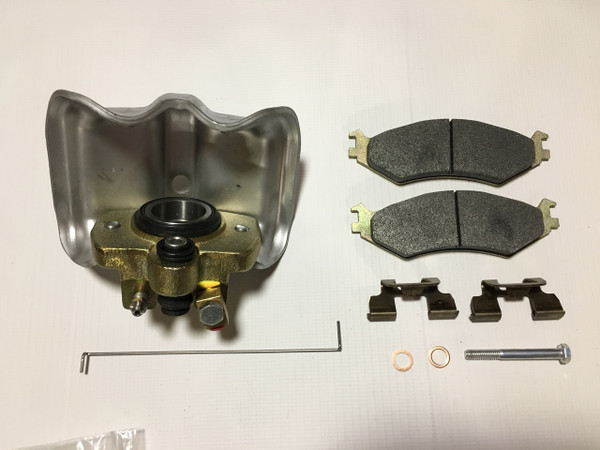 71-778-01 --- UFP by Dexter Disc Brake Caliper Assembly - Left Hand