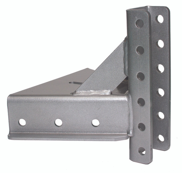 15795-52 --- Demco Bolt-On A-Frame with 6 Hole Channel Up with Jack Hole