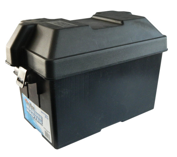 BB03189 --- Battery Case for 12V Rechargeable Sealed Battery - Lockable