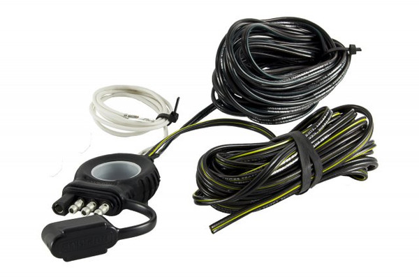 48244 --- Endurance Easy-Pull 4-Flat Trailer Wire Y-Harness - 20'