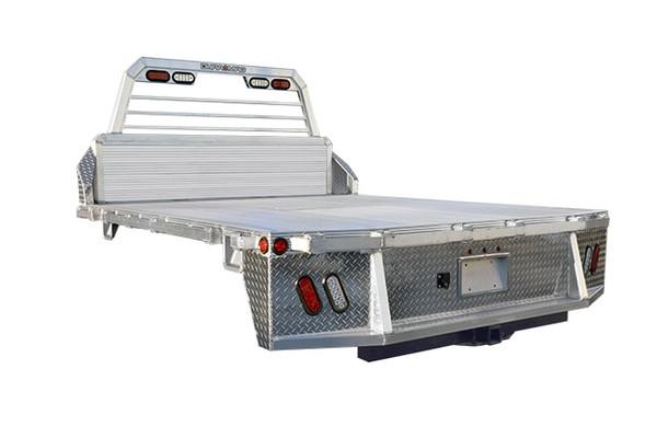 """DR859742D --- Duramag Aluminum Truck Bed - 8'5"""" X 97"""" - Dodge"""