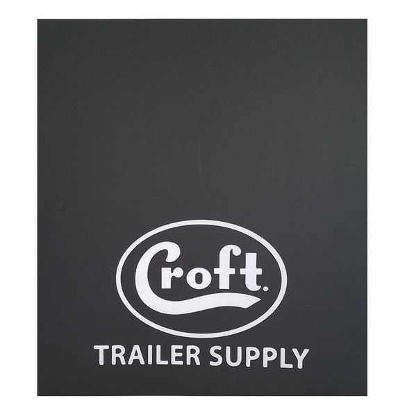 "CMF2022 ---  Croft Mud Flaps - 20"" x 22"""