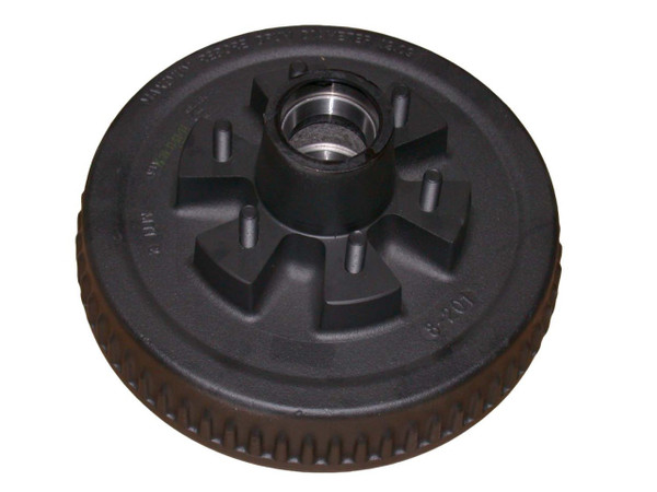 "65542HD --- 6 on 5-1/2"" Hub and Drum Only - 6,000 lb"