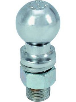 "5851 --- 2-5/16"" Hitch Ball, 12,000 lb Capacity, Zinc Finish"