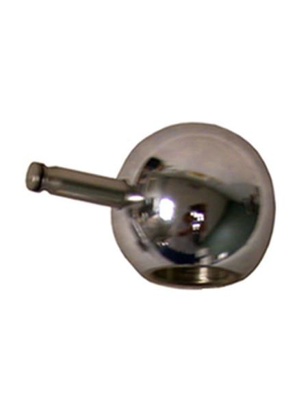 """CB600 --- Convert-A-Ball, 2-5/16"""" Nickel Hitch Ball"""