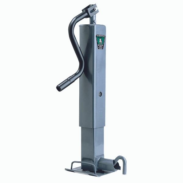 182304 --- BULLDOG Drop Leg Topwind Trailer Jack - 12,000 lb Capacity