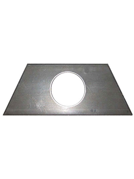 "83670 --- Bottom Support Plate, Fits Jack with 2-1/4"" O.D. Outer Tube"