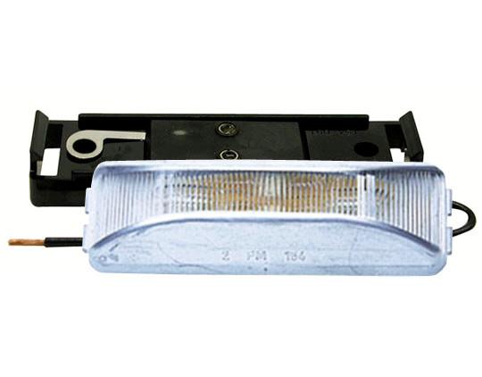 154KC --- Rectangular Sealed License Plate/Utility Light Kit
