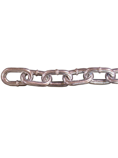 """CHP14 --- 1/4"""" Proof Coil Safety Chain - Length Cut to Order"""