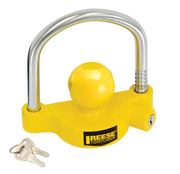 UTL100 --- Reese Towpower Universal Trailer Coupler Lock