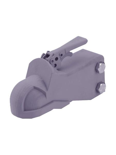 "FUL2ADJ --- BULLDOG Adjustable Cast Coupler - 8,000 lb Capacity - 2"""