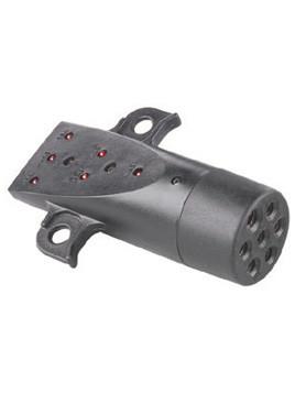57119 --- 7-Way Circuit Tester- Round Pins