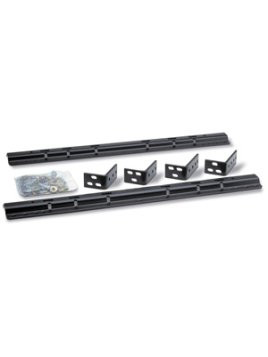 30035 --- Universal Mounting Fifth Wheel Rails and Installation Kit - 10 Bolt Design