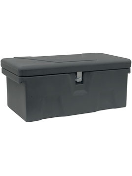 1712230 --- All-Purpose Polymer Tool Box - 3.8 cubic foot