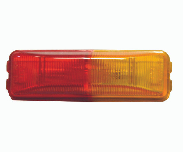 154A-R --- Rectangular Sealed Fender Mount Clearance Light