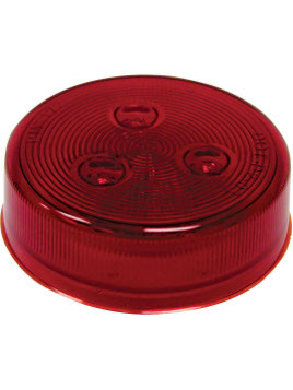 "LED143R4 --- Round 2-1/2"" Sealed LED Clearance/Side Marker Light - 3 Diodes"
