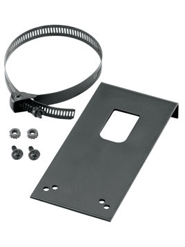 118136 --- Universal Mounting Bracket for Receiver Hitches (Long)