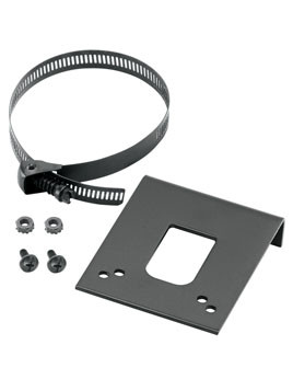 118140 --- Universal Mounting Bracket for Receiver Hitches (Short)