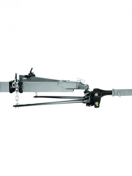 49587 --- Pro Series 1,200/12,000 lb Trunnion Weight Distributing Hitch Kit w/Shank