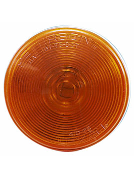 "426A --- Round 4"" Sealed Tail Light - Amber"