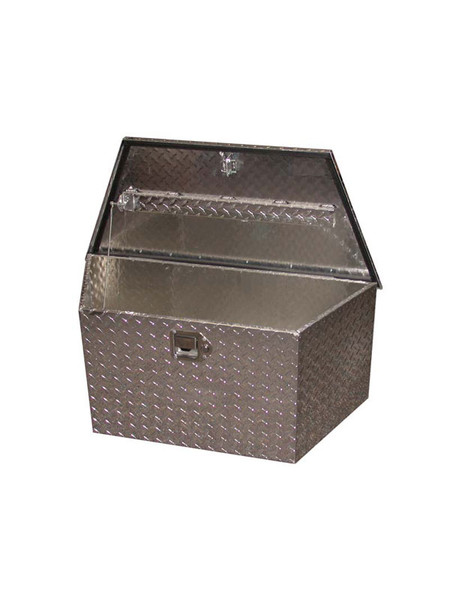 ATBA34 --- A-Frame Tool Box -  Aluminum
