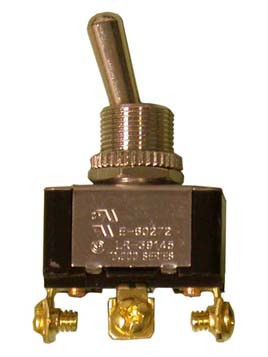 572 --- Medium Duty Toggle Switch