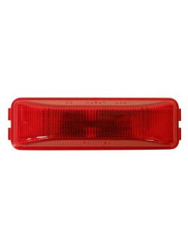 154R --- Rectangular Sealed Fender Mount Clearance Light
