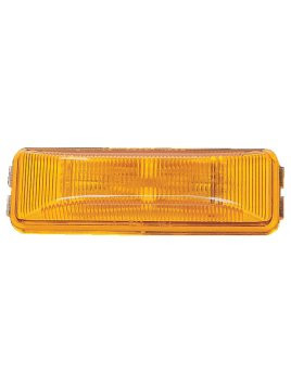 154A --- Rectangular Sealed Fender Mount Clearance Light