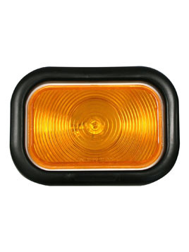 "450KA --- Retangular 3"" x 5"" Sealed Turn Light Kit - Amber"