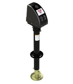 500187 --- BULLDOG A-Frame RV Power Jack - 3,500 lb Capacity