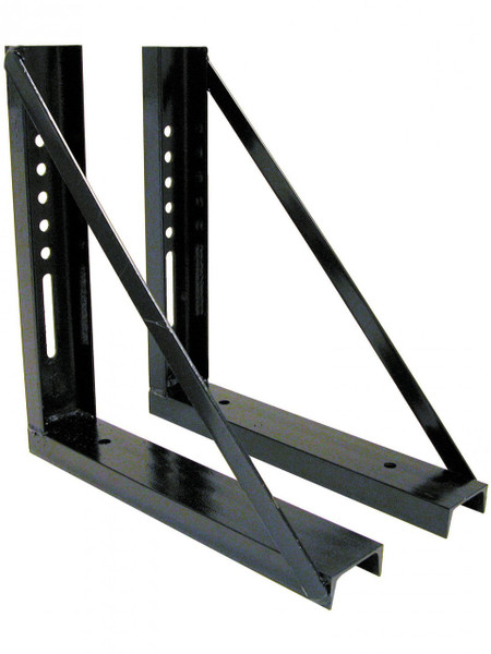 "TBB18 --- Welded Brackets for Steel Tool Boxes - 18""x18"""