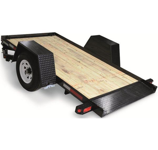 CT5010TSA3EL --- 5' x 10' Pan Tilt-Bed with Electric Brakes