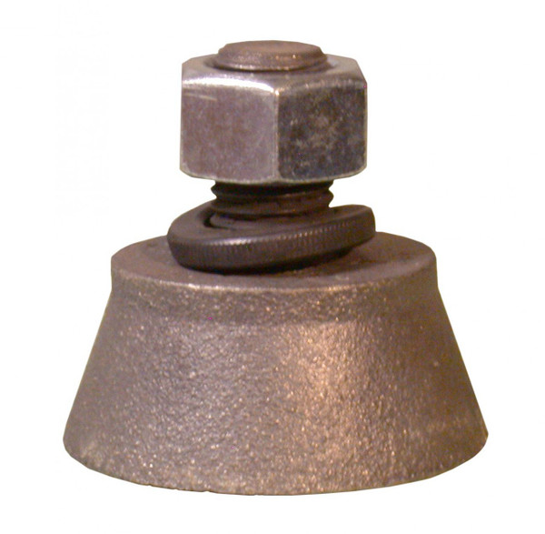 GS1B --- Wedge Bolt w/Nut & Washer