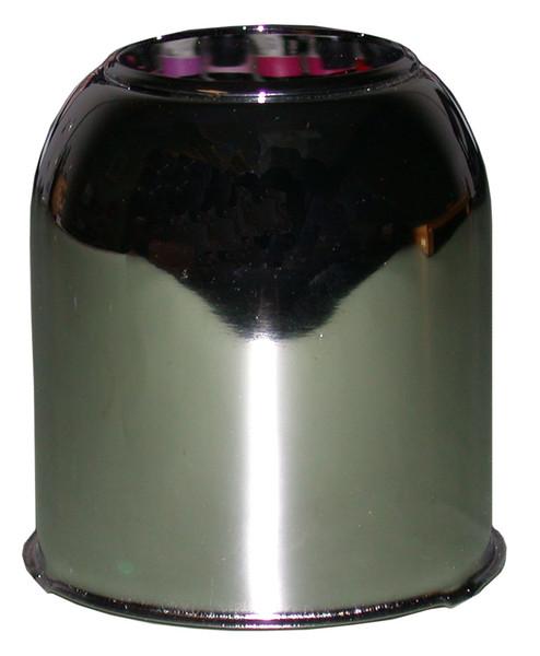 "490EZ-SS --- Stainless Steel Center Cap w/Plug - 4.90"""